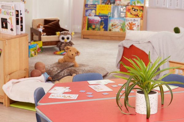 Welcome Nurseries - Ingol. Shot by Claire Wood on 19th September 2020